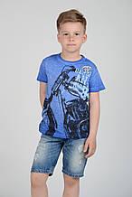 Детские шорты для мальчика TIFFOSI Португалия 10008414 Синий