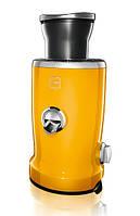 Универсальная соковыжималка Novis Vita Juicer, желтая