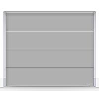 Автоматические гаражные секционные ворота Hormann RenoMatic L-гофр 3000x2250 с приводом ProMatic