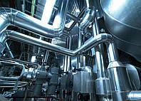 Монтаж теплоизоляции трубопроводов