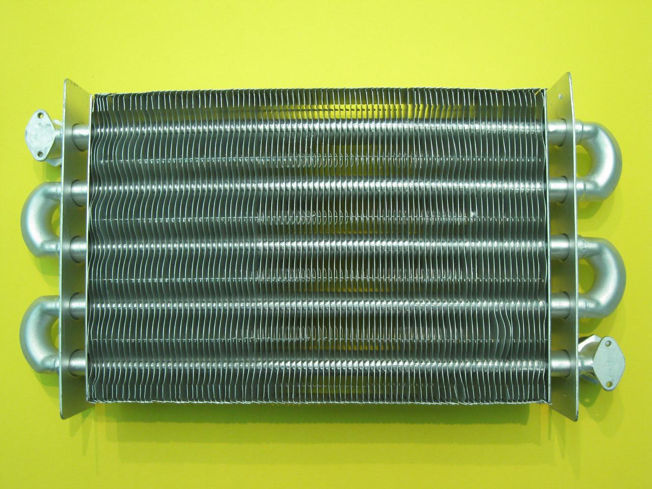 Теплообменник главный (основной, первичный) 24 кВт AA10070005 Solly Primer, фото 2