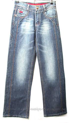 Мужские джинсы Подросток