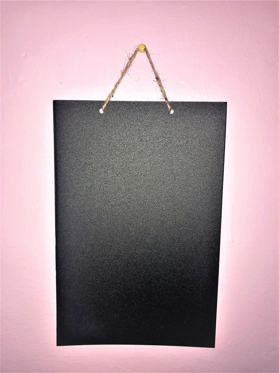 Крейдяна дошка. А5 20х15 см Магнітна. Для малювання крейдою і маркером. Вертикальна. Грифельна
