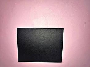 Доска меловая А5 15х20 см Для рисования мелом и маркером. Горизонтальная. Грифельная