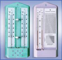Термометр-гигрометр психрометрический ПБУ
