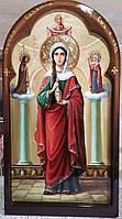 Икона писаная Святая Соломия