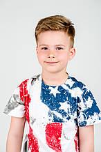 Детская футболка для мальчика De Salitto Италия 53002-CL Мультиколор