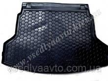 Коврик в багажник HONDA CR-V с 2012 г. (AVTO-GUMM) пластик+резина