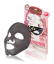 Трьохетапна маска для звуження пор ELIZAVECCA Pore Solution Super Elastic Mask (1шт), 25 мл
