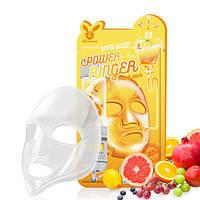 Питательная Маска Мгновенного Действия ELIZAVECCA Vita Deep Power Reinger Mask Pack, 23 мл