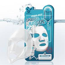 Маска зволожуюча для сухої шкіри ELIZAVECCA Aqua Deep Power Ringer Mask, 23 мл