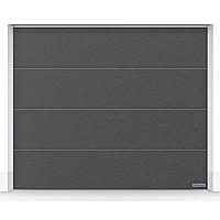 Автоматические ворота секционные Hormann RenoMatic L-гофр 2500x2250 с приводом ProMatic