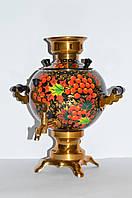 Самовар Электрический Золотая Осень 3л, фото 1