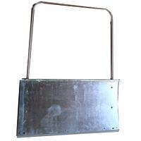 Лопата алюминиевая снегоуборочная