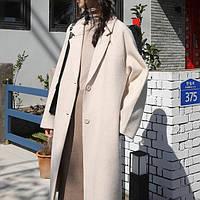 Женское осеннее пальто. Модель 781