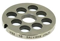 Решетка 16 мм Unger H82 для мясорубок Fama, Sirman, Fimar, Everest