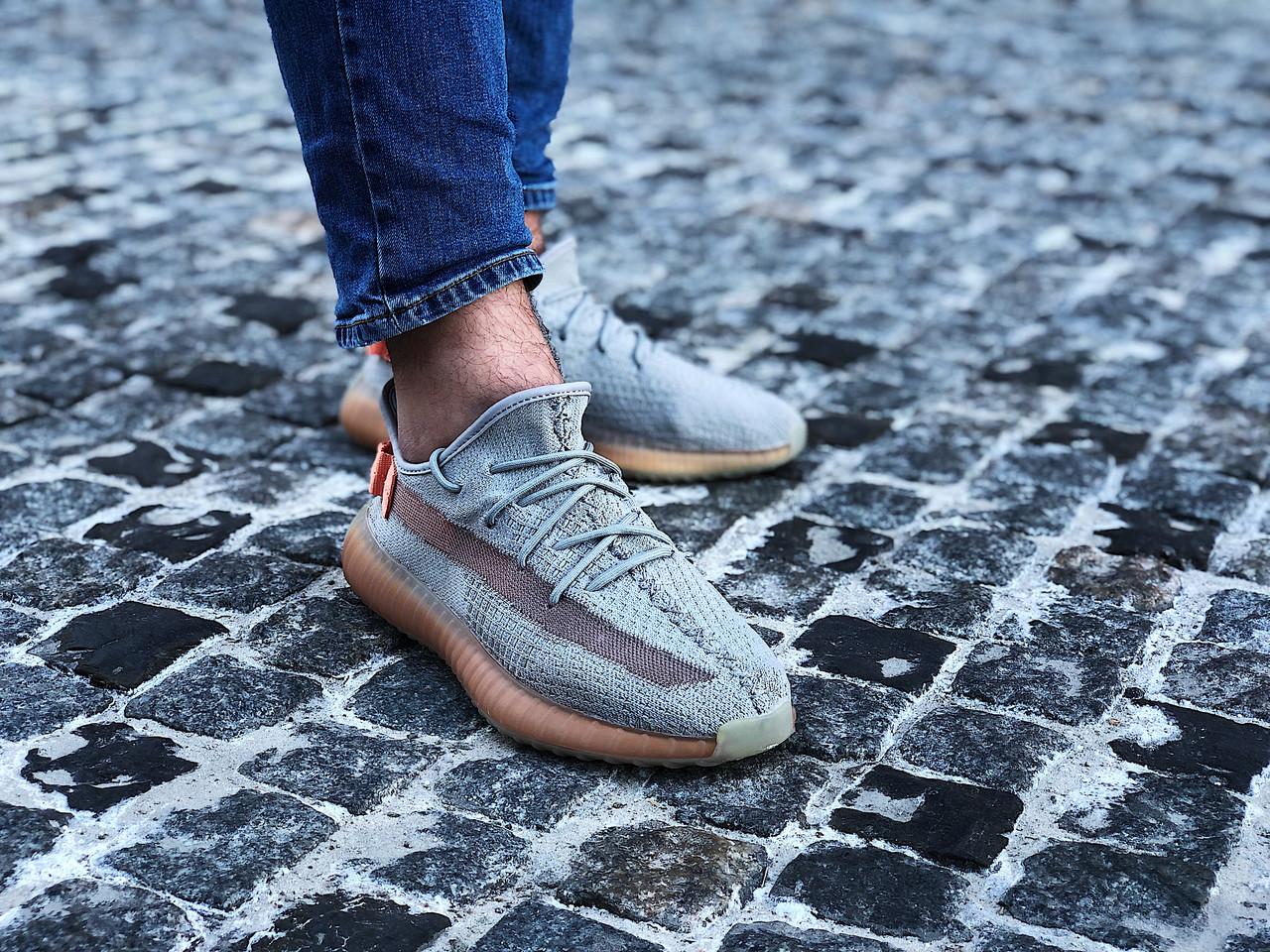 """Кроссовки мужские Adidas Yeezy Boost 350 V2 """"True Form"""" (Размеры:42,45)"""