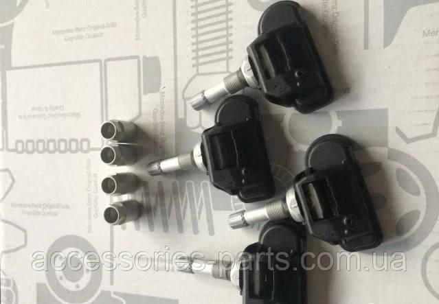 Датчики давления в шине Mercedes-Benz CLA C117 / GLA X156 / ML W166 / GL X166 / A W176