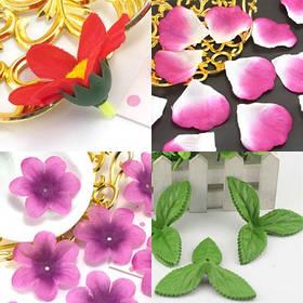 Лепестки, заготовки для искусственных цветов