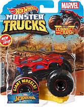 Машинка Hot Wheels Monster Jam 1:64 Spider-man
