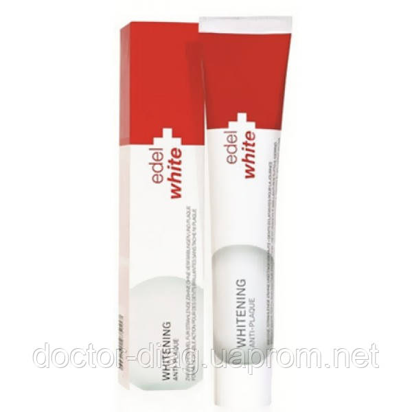 Edel+White Зубная паста Edel+White «Анти-налет+Отбеливание» (75 мл)