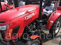 Трактор Т 240FРК (24 л.с.,KM385, регулируемая колея)