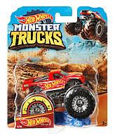 Машинка Hot Wheels Monster Jam 1:64  Racing