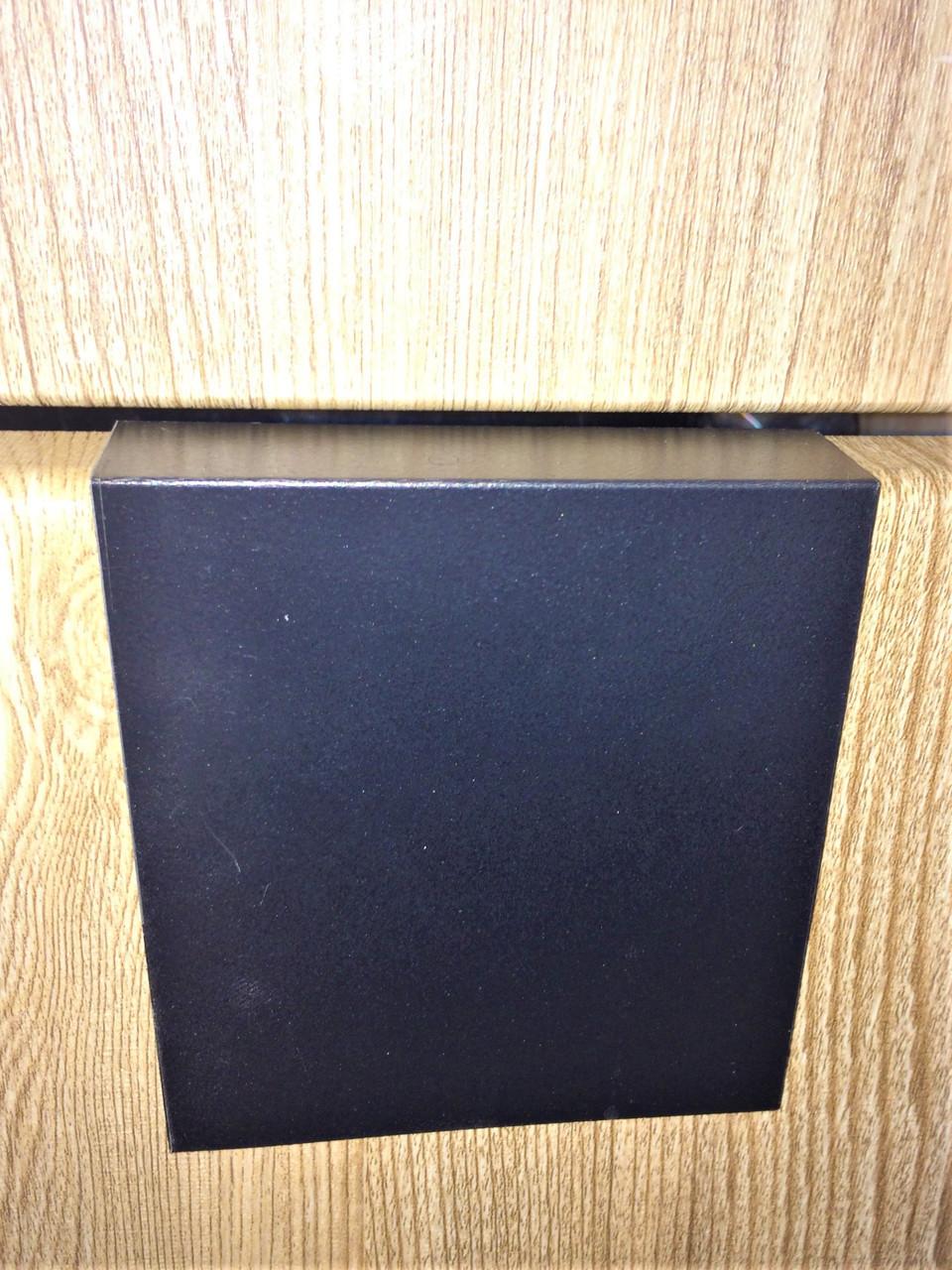Меловой ценник 5х10 см П-образный на полку. Грифельная табличка на стеллаж. Для надписей мелом и маркером.