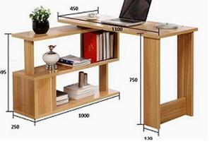 Письмовий / компьюторный стіл -Стіл СК-8