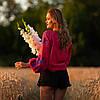 Жіноча блуза з вишивкою Зірка, фото 5