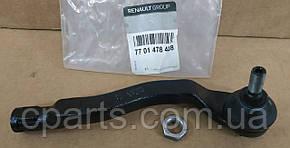 Наконечник рулевой тяги правый Renault Kangoo 2 (оригинал)
