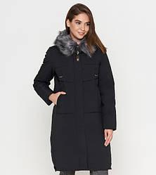 Tiger Force 8967 | Женская зимняя куртка черная