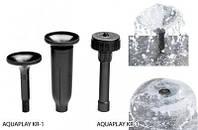 Комплект фонтанных насадок Aquael Aquaplay KR-1