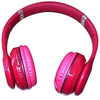 Bluetooth наушники S460S аналог nsd1 solo2 --- КРАСНЫЕ D1011