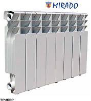 Биметаллический радиатор Mirado 85*300