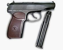 Пневматичний пістолет KWC (SAS) MAKAROV PM