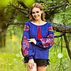 Вишита сорочка жіноча Жарптиця, фото 6