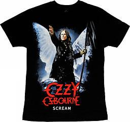 """Футболка Ozzy Osbourne """"Scream"""", Размер S"""