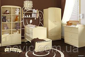 Детская комната ДММ 21
