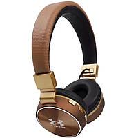 Bluetooth Наушники V685 (Under Amour) Коричневые D1011