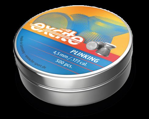 Пули пневматические H&N Excite Plinking 0.47 гр (500 шт)