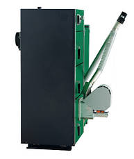 Пеллетный котел Макситерм ПРОФИ 33 кВт с факельной горелкой Eco-palnik Uni-Max, фото 2