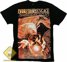 "Футболка Killswitch Engage ""Disarm The Descent"", Размер XL"