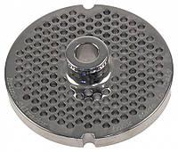 Решітка 4,5 мм з центр. втулкою для м'ясорубки мод.32 (D100/d13.5мм) система Enterprise