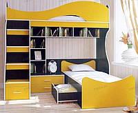 Детская кровать для двоих детей ДМ 706