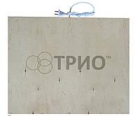 Обогреватель деревянная подставка 160 Вт (490 х 615). Есть разные размеры и мощности.