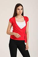 Жилет In Wear XS красный (OV-0353_Red)