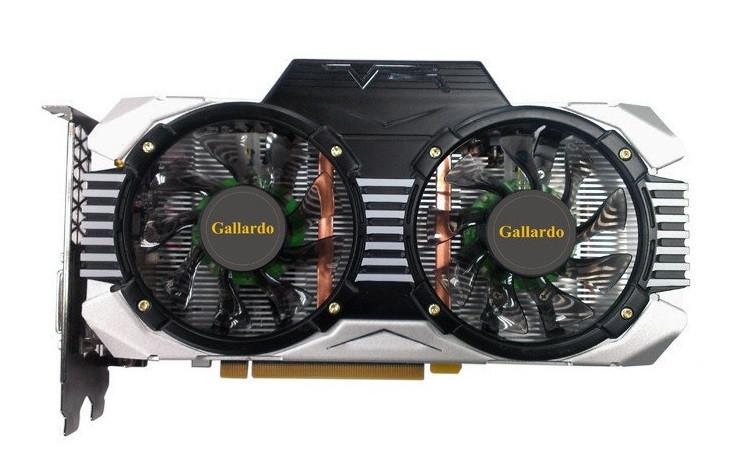 Видеокарта Manli GeForce GTX 1060 3Gb GDDR5 Gallardo (M-NGTX1060G/5REHDPPP)  Б/У