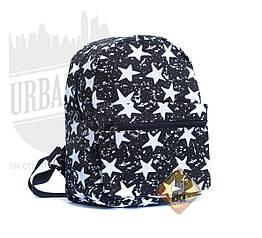 Рюкзак Звездная ночь (черный)