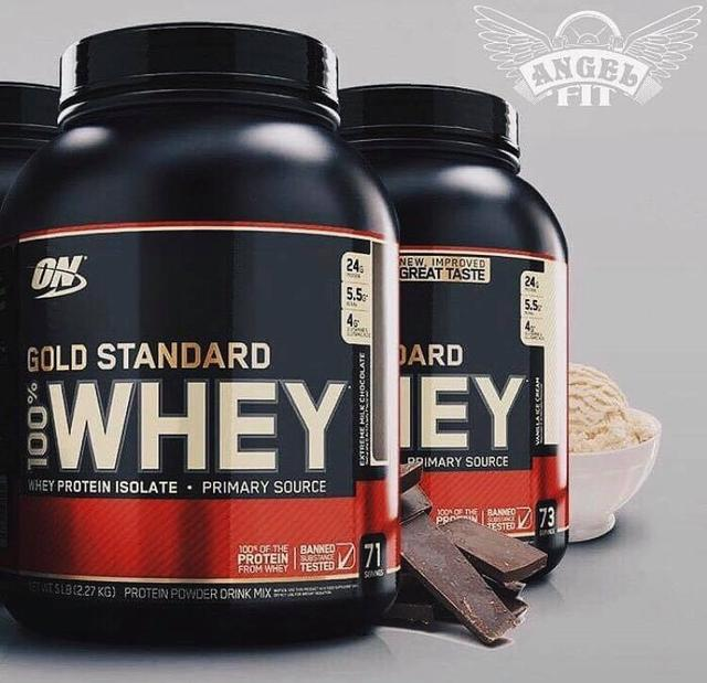 Протеїн Gold Standard Optimum Nutrition